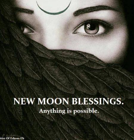 Bençãos de Lua Nova