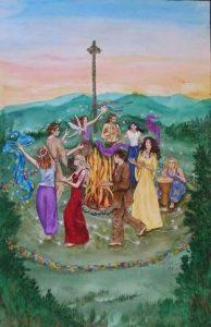๑ Danças Circulares Sagradas ~ a Cura em Movimento ๑ @ Zen Terapias - Rua Eduardo Saldanha, nº 1A - 1º