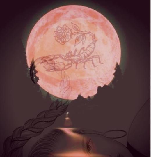 Lua Cheia Escorpião
