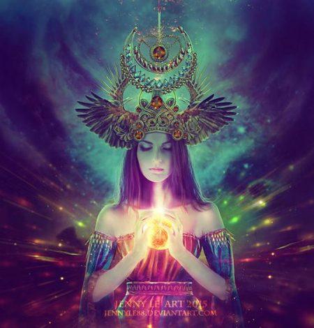 deusas e arquetipicos
