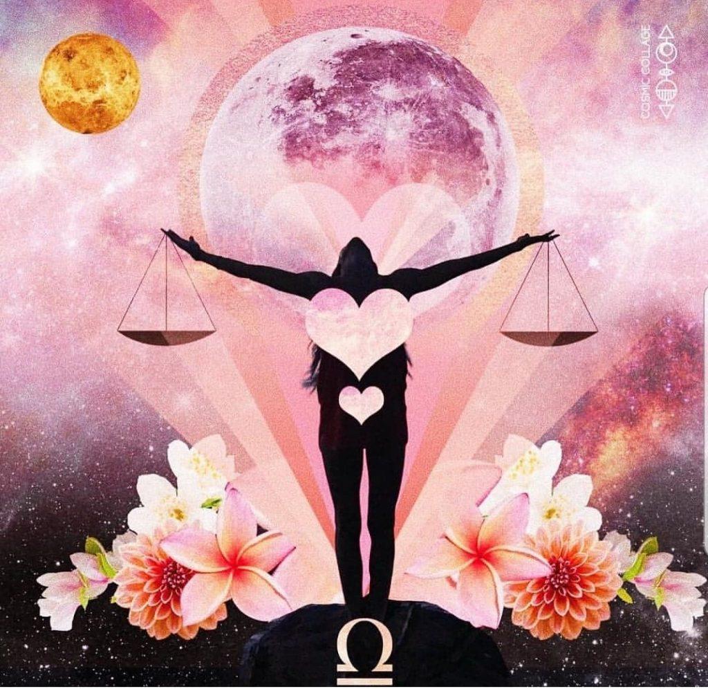Lua Cheia Balança